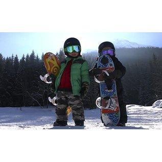 Junior Snowboard Package